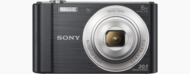 Компактные цифровые фотоаппараты